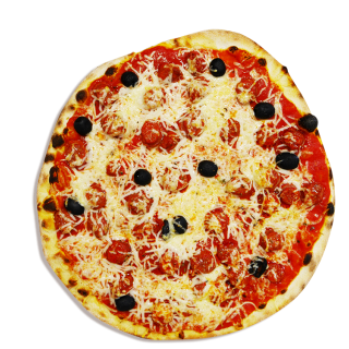 pizza Alibaba