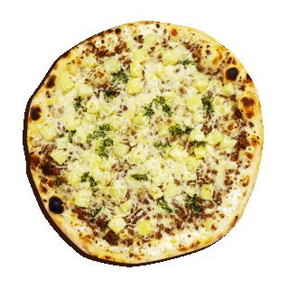 pizza Parmentier