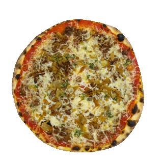 pizza Charolaise