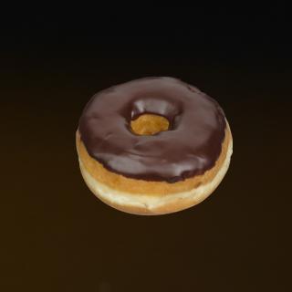 pizza Donuts chocolat