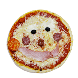 pizza Clown