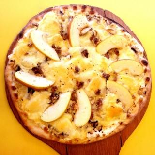 pizza Pizza d'automne