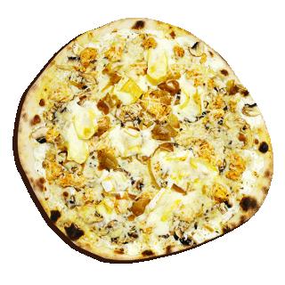 pizza Poulet Savoyard