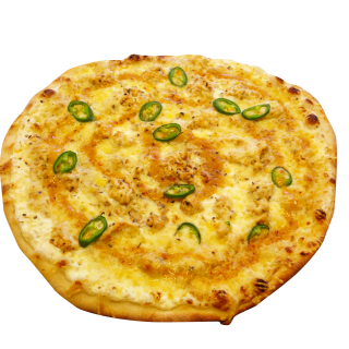 pizza La Samouraï