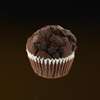 pizza Muffin chocolat